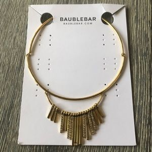 BAUBLEBAR Radiate Collar Necklace